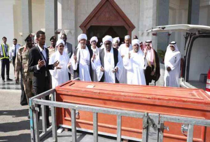"""تشييع جنازة """"سور الذهب"""" بالبقيع بحضور نائب رئيس الجمهورية"""