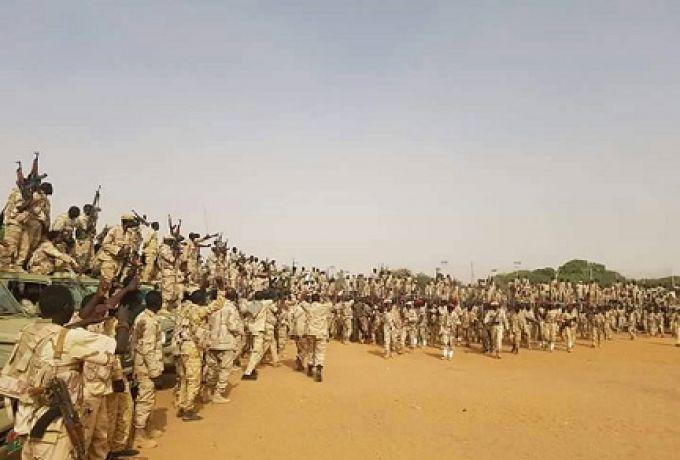 الدعم السريع يحبط محاولة لبيع ألف مقاتل لقوات حفتر