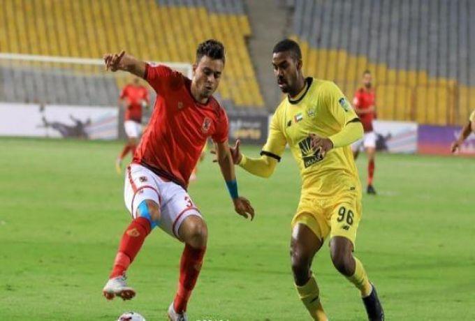 الوصل يعود بالتعادل امام الاهلي المصري وسطيف يسقط امام الاهلي السعودي
