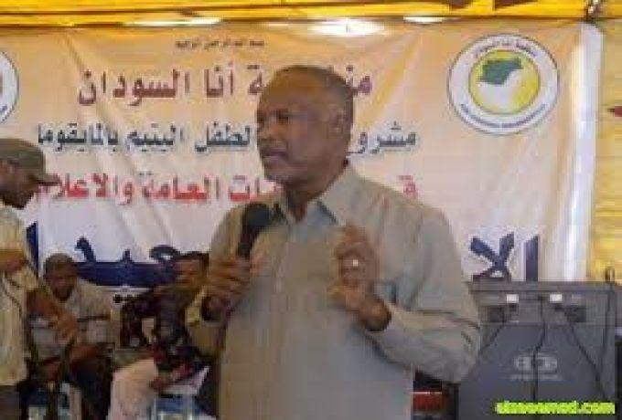 """قيادي اسلامي:غازي لا مستقبل له،و""""سيخة"""" سبب تفاقم ازمة دارفور"""