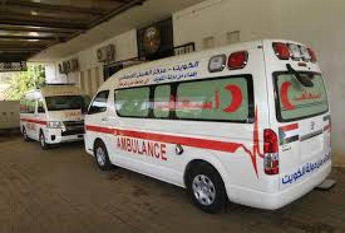 مصرع واصابة 18 شخصاً بحادث مروري بالنيل الابيض