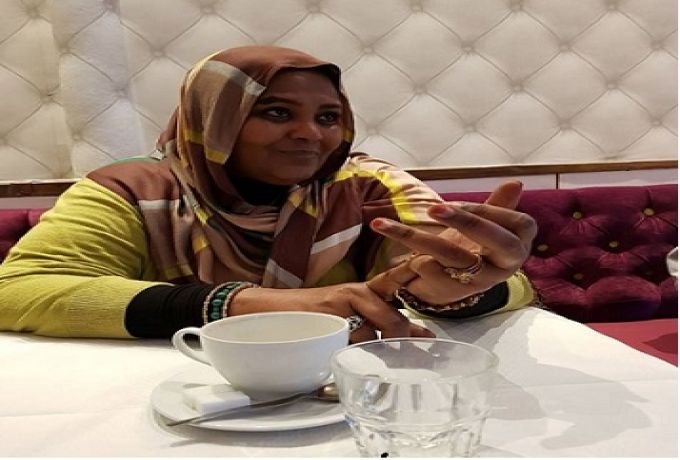 مريم الصادق : صلاح قوش منعني من مخاطبة الأنصار