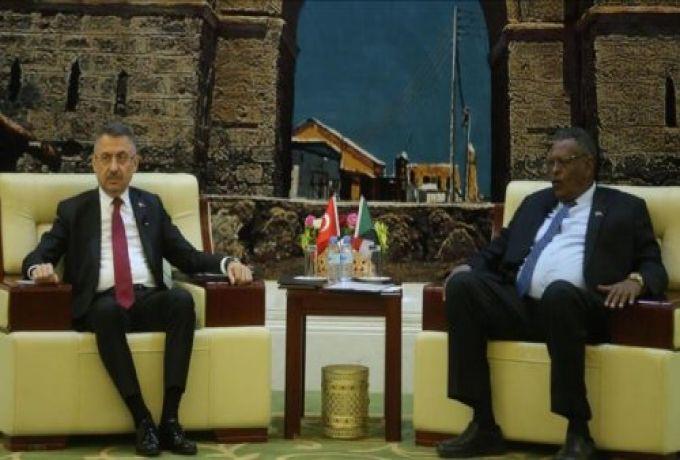 تركيا تتعهد بالوقوف مع السودان للاستفادة من موارده