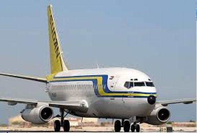 سودانير تعلق تشغيل بعض محطاتها لقلة الطائرات