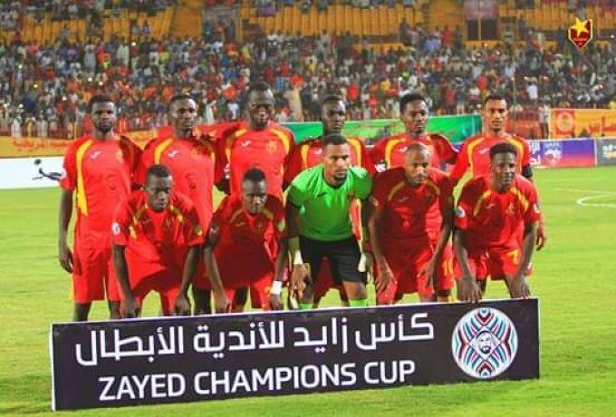 اتجاه مريخي لمخاطبة الاتحاد العربي بشأن مباراة الاياب بالجزائر