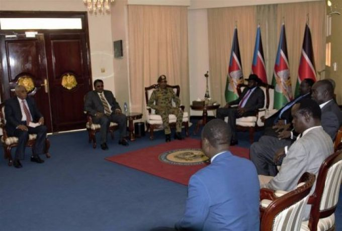 سلفا كير يتفق مع امبيكي لدعم جهود السلام بالسودان