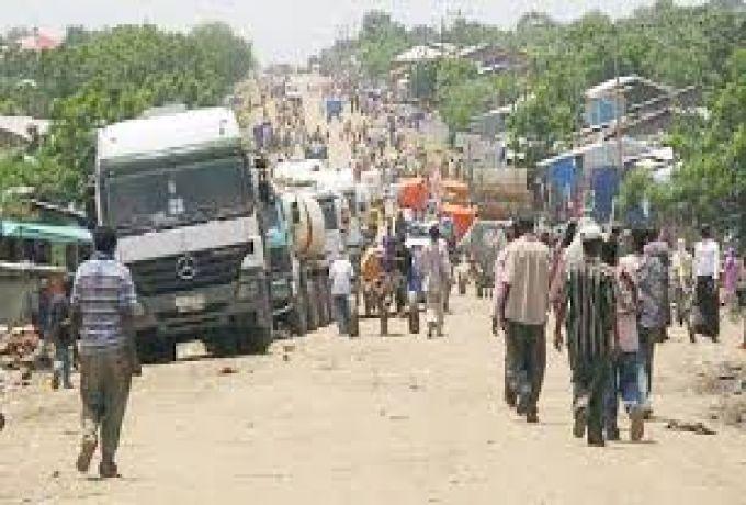 إنهاء أزمة اللاجئين الاثيوبيين العابرين الي السودان