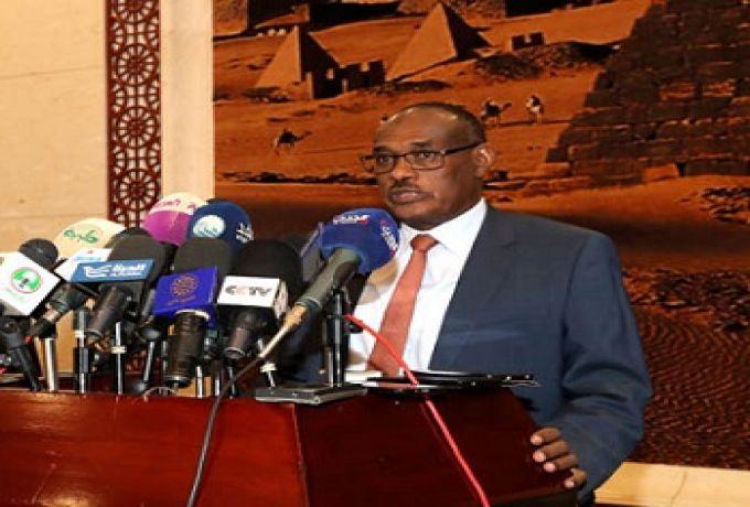 الدرديري يدعو الاتحاد الاوروبي لتخفيف الديون عن السودان