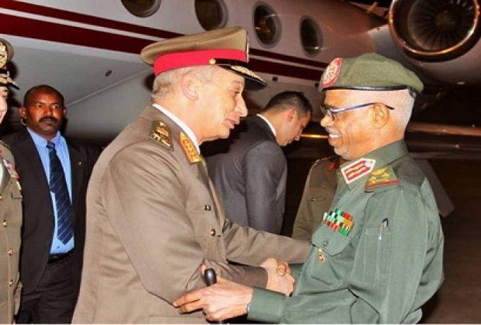 اتفاق عسكري سوداني مصري لنشر قوات مشتركة علي الحدود