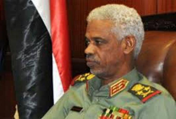 وزير الدفاع السوداني : لن نضيع وقتنا في انتظار الممانعين