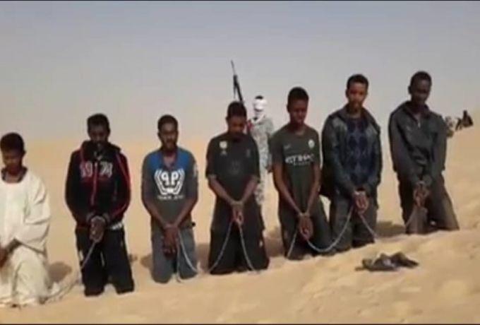 """القصة الكاملة لقضية السودانيين """"المختطفين"""" بليبيا"""
