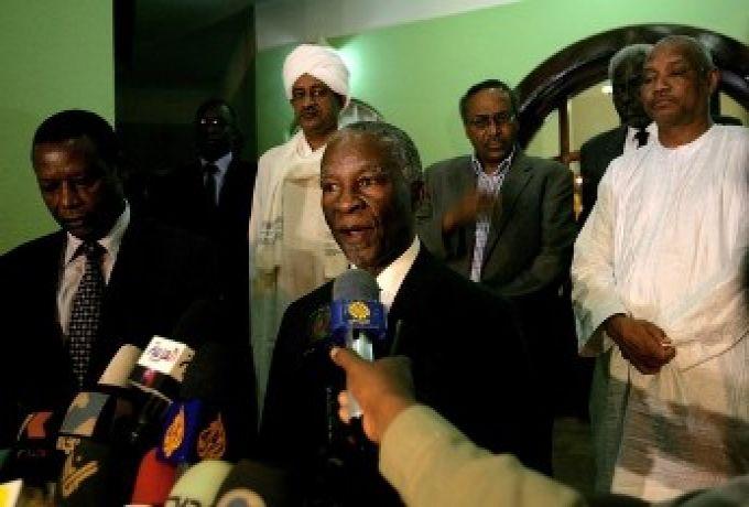 امبيكي يصل الي الخرطوم لترتيب لقاء الحكومة وحركات دارفور ببرلين