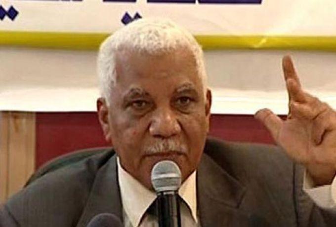 وزير الداخلية : حزبنا سيحكم السودان قريباً