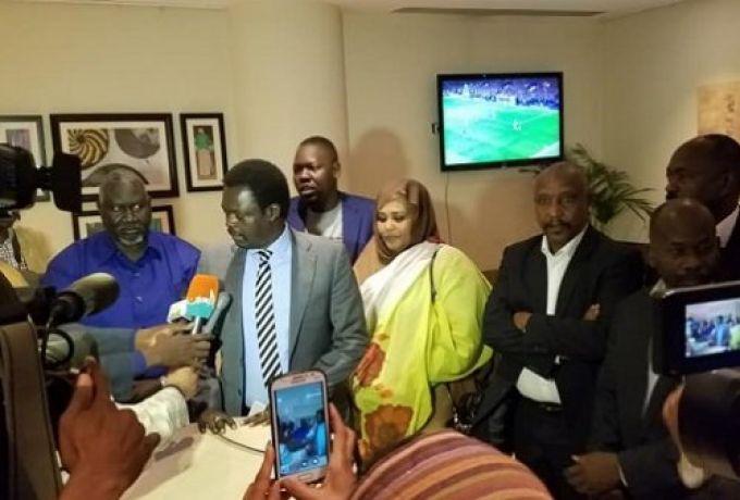 حل خلافات بين آلية الوساطة الافريقية ونداء السودان