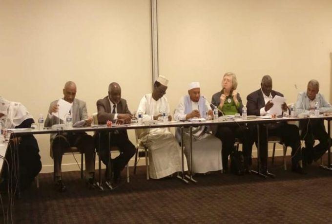 نداء السودان يطالب الوساطة رسمياً برفض تقسيم فصائله