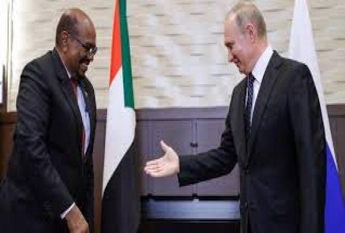 روسيا : السودان شريك مهم للتعاون المشترك