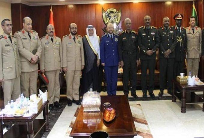 البشير يؤكد استمرار القوات السودانية في التحالف العربي