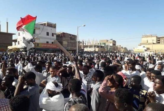 أنباء عن وصول ضحايا المظاهرات السودانية الي 11 شخصاً