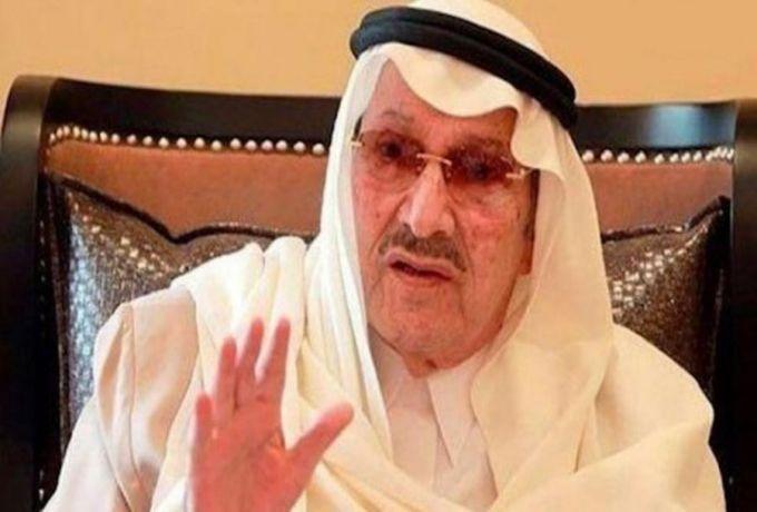 وفاة الامير طلال بن عبد العزيز