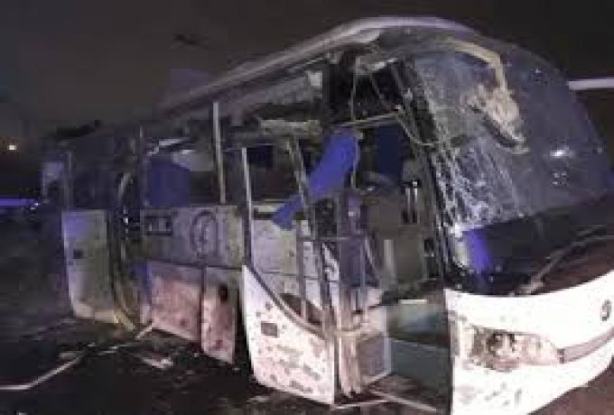 حادثة تفجير الحافلة المصرية:السائق يكشف التفاصيل