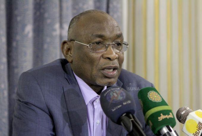 """""""كبر"""" يؤكد تجاوز السودان لأزماته الحالية"""