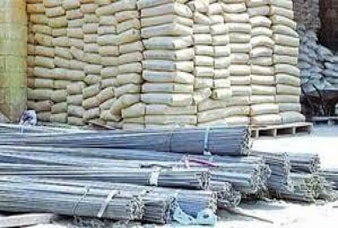 تراجع أسعار الأسمنت في أسوق الخرطوم