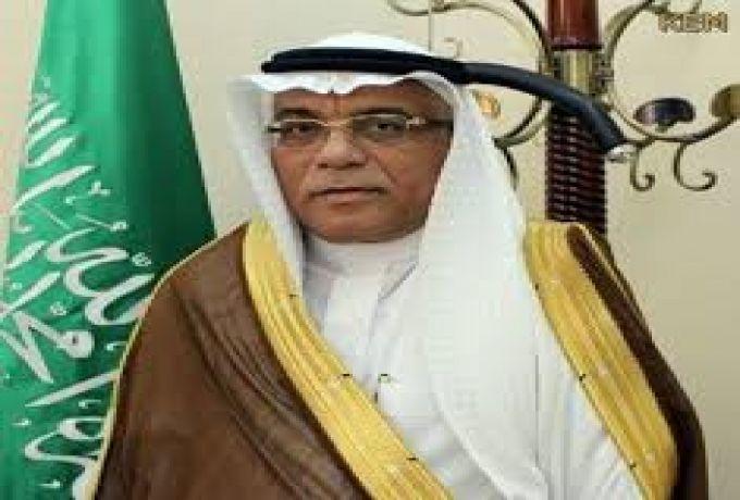 السعودية تؤكد وقوفها الي جانب الحكومة والشعب السوداني