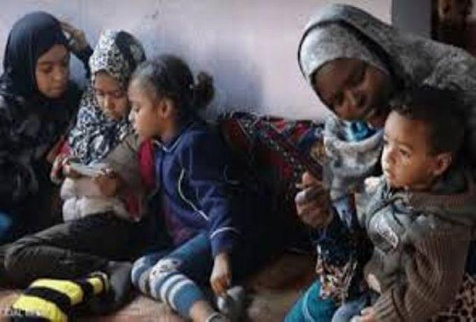انتهاء معاناة الأُسرة السودانية العالقة بشمال سوريا