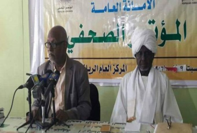 المؤتمر الشعبي يطالب الحكومة بالاستجابة لمطالب المواطنين