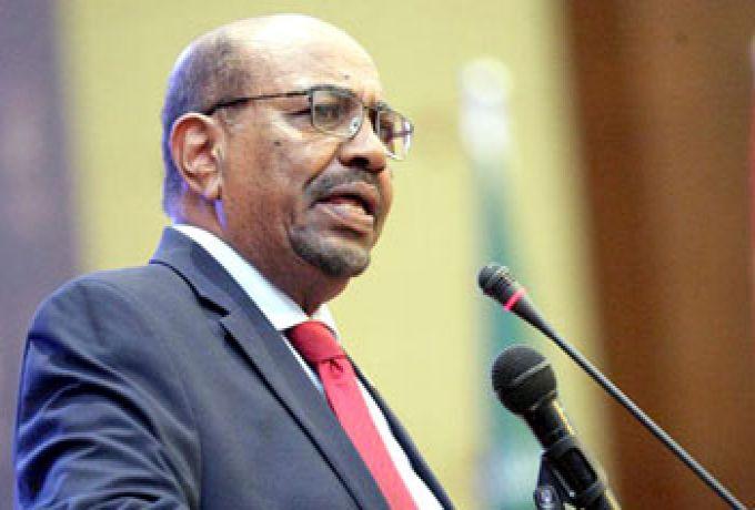 البشير : لن نسمح بتحويل الشعب السوداني للاجئين