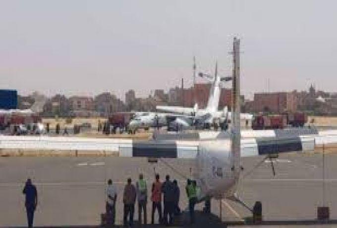 نجاة ركاب طائرة سودانية من عملية اختطاف