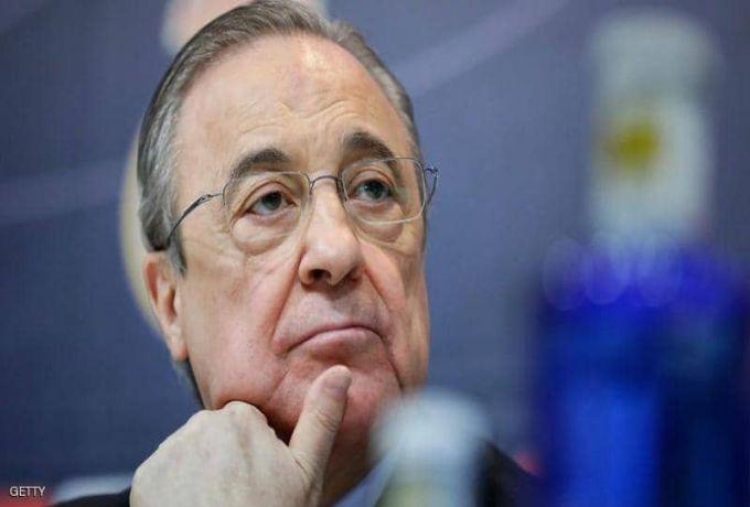 رئيس ريال مدريد يقترب من اتخاذ القرار الأكبر