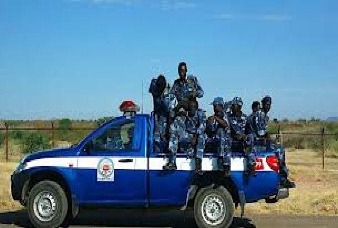 ضبط شاحنة تجارية مليئة بالأسلحة والذخائر بغربي أم درمان