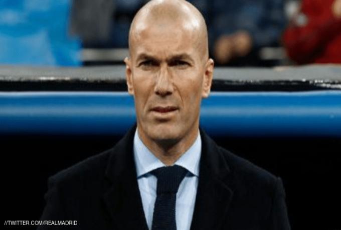 زيدان يعود رسمياً لتدريب ريال مدريد