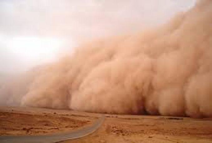 (الإرصاد الجوي) تحذر من تأثر أجزاء من البلاد بالغبار وتدني مستوى الرؤية