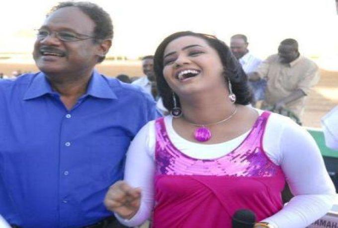 أحمد المك : لست نادماً على زواجي من أفراح عصام