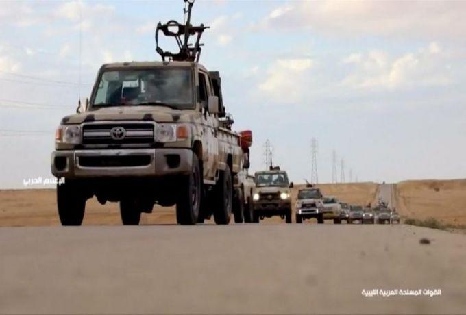حفتر يؤكد وصول قواته علي محيط طرابلس
