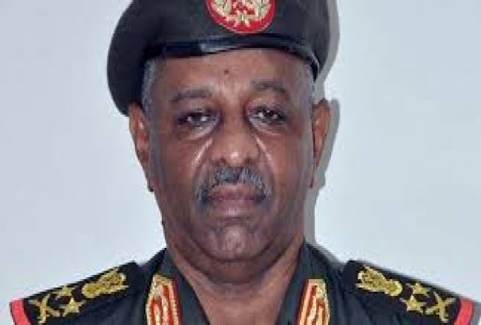 هاشم عبد المطلب رئيساً لهيئة الأركان السودانية