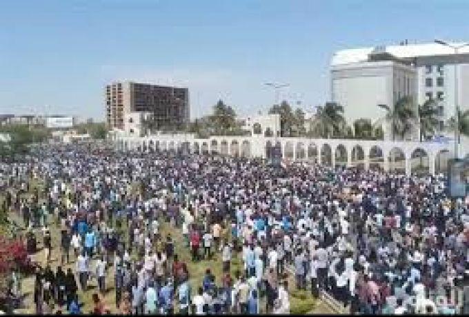 مبعوث سوداني يطلع الاتحاد الافريقي ومنظمة الايقاد علي تطورات الأوضاع
