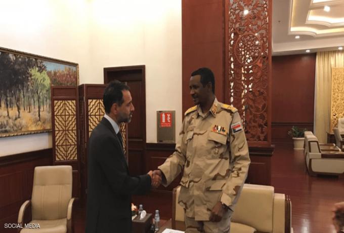 لقاءات سودانية ـ اوروبية ..مطالبات وإلتزامات