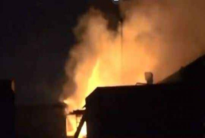 مصرع 3 عمال واصابة 21 بإنفجار بالمنطقة الصناعية