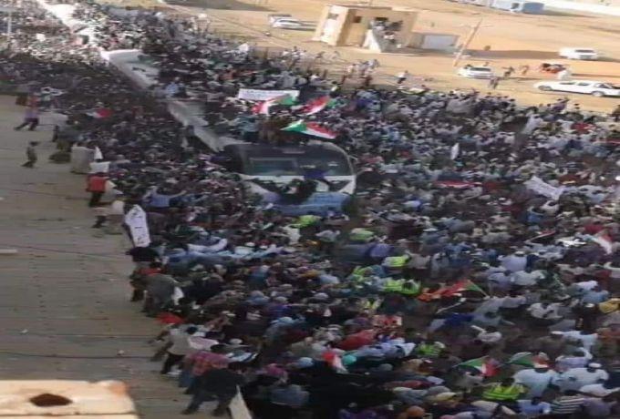 ساطع الحاج : الحرية والتغيير في انتظار رد المجلس العسكري