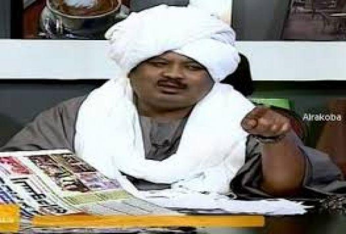 نيابة الثراء الحرام تلقي القبض علي حسين خوجلي