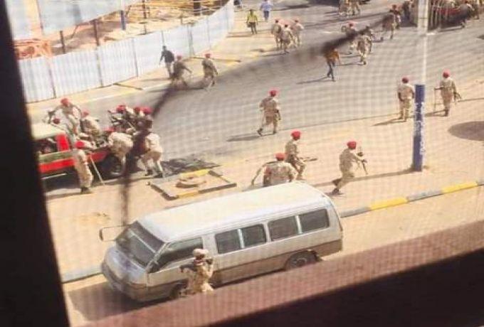 8 جرحي بإطلاق رصاص في شوارع رئيسة بالخرطوم