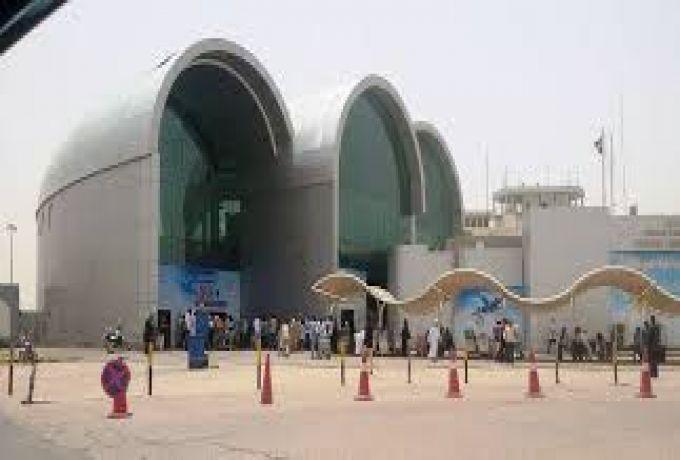 عملية تهريب للذهب عبر مطار الخرطوم بطريقة غريبة