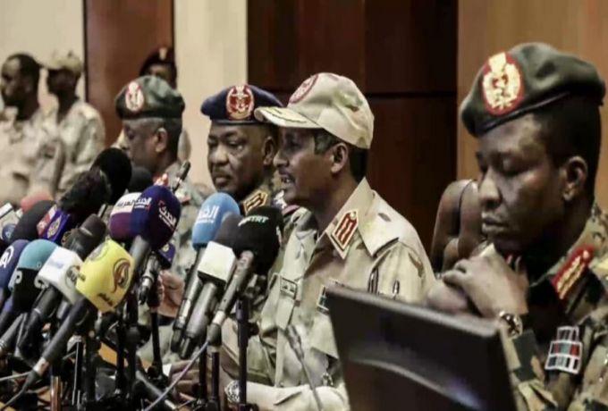 المجلس العسكري : باب التفاوض مفتوح ولا نرغب في السلطة