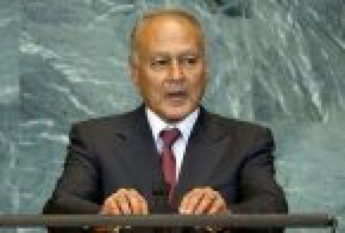 أبوالغيط يعلق بشأن اتفاق المجلس العسكري وقوى التغيير