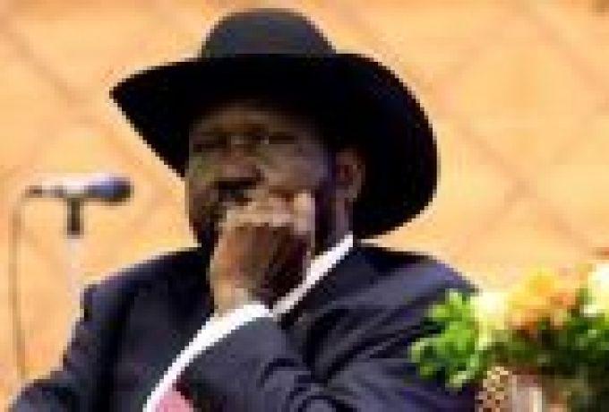 لقاءات لسلفاكير بقادة الحركات المسلحة السودانية بجوبا