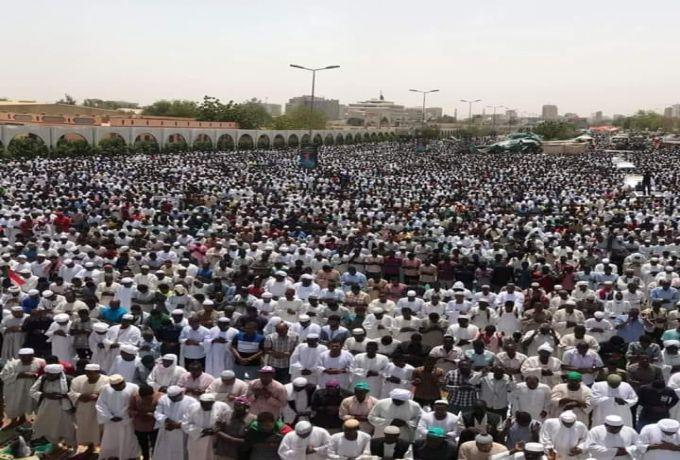 جماعة أنصار السنة تعلن وقوفها مع الاتفاق بين المجلس العسكري والحرية والتغيير