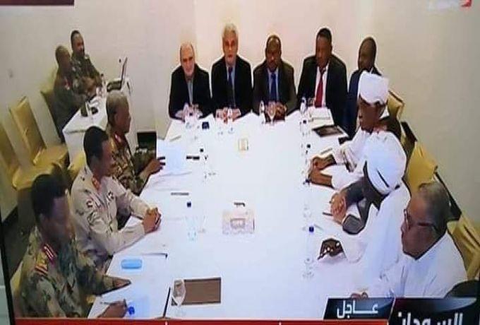 الجزولي يهدد بنسف اتفاق العسكري والحرية